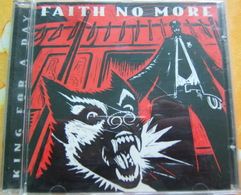 CD  HARDCORE - FAITH NO MORE - KING FOR A DAY - Hard Rock & Metal