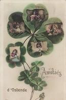 OOSTENDE / AMITIES D OSTENDE  1910 - Oostende