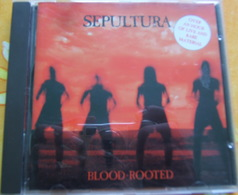 CD SEPULTURA - BLOOD ROOTED - Hard Rock & Metal