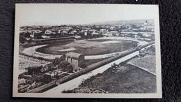 CPA PERTUIS VAUCLUSE 84 LE STADE ANTONIN BONNAUD ET VUE GENERALE ED CAP 1930 51 - Stades