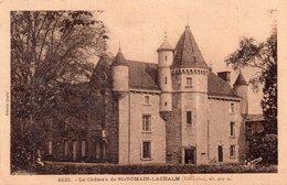 Château De ST ROMAIN LACHALM  (CA SAINT DIDIER EN VELAY) - France