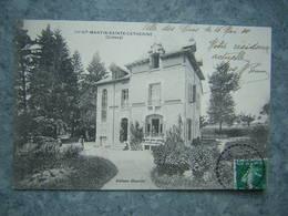 ST MARTIN STE CATHERINE - VILLA DES PINS - Autres Communes