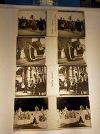 Lot De Plaques Procession Corbie Somme - Glasdias