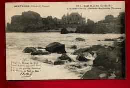 CPA 22 Penvénan Buguélès Ile Illiec L'habitation Du Maestro Ambroise Thomas - Coll. Hamonic 504 - Poème De Botrel - Penvénan