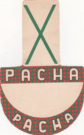Chicorée  Pacha - Vieux Papiers