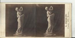 Carte Stereo   Rome  Venus - Musei