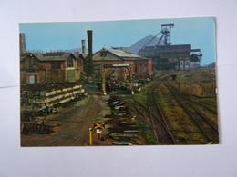 CPSM 62  AUCHEL Fosse N° 5   Mine Mineur Charbon - Unclassified