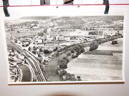 CHAMPIGNEULLES LA BRASSERIE DOCUMENTATION AERIENNE PEDAGOGIQUE LAPIE FORMAT 27CM 45CM ANNEE 1950 60 - Repro's