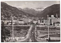 BOLZANO - PANORAMA COL CATINACCIO - VIAGG. -9538- - Bolzano (Bozen)