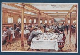 """"""" GUADELOUPE """"  Salle à Manger - Paquebots"""