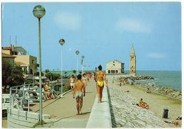 CAORLE - VENEZIA - MADONNINA DELL'ANGELO E PASSEGG. - Venezia (Venedig)