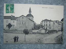 SAUVIAT - L' EGLISE - France