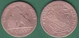Lot 010  LEOPOLD Ier_ 2 CENTIMES CUIVRE_1836 - 1831-1865: Leopold I