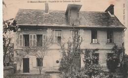76 Mesnil Esnard. Façade De La  Colonie De Santé - Sonstige Gemeinden