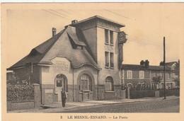 76 Mesnil Esnard. La Poste - Sonstige Gemeinden