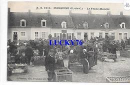 Marquise Le Franc Marché - Marquise