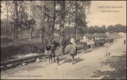 51 -  Au Camp De Chalons  - Les Abreuvoirs - Casernes