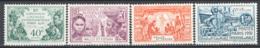 Wallis Et Futuna 1931 Y.T.66/69 */MH VF/F - Other