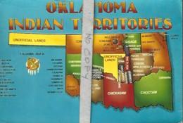 Oklahoma - Indian Territories - Etats-Unis