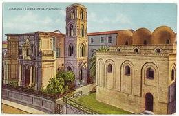 PALERMO - CHIESA DELLA MARTORANA - NON VIAGGIATA - - Palermo