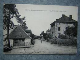 GLANGES - LA POSTE - France
