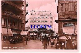 Beyrouth Hotel Regent (tampon Par Avion) - Liban