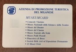 CARTE RECTO ITALIE MILANESE VERSO FRANCE JVC SANS PUCE PHONECARD TELECARTE CARD - [3] Erreurs & Variétées