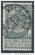 D - [DEL-259-3]TB//-N° 53 Belle Obl Vilvorde TB Nipa +30 - 1893-1907 Coat Of Arms