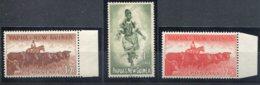 Papouasie Nouvelle Guinée     29/30 ** - 33 ** - Papouasie-Nouvelle-Guinée