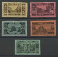Grand Liban (1925) Taxe 11 A 15 (charniere) - Grand Liban (1924-1945)
