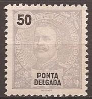 Ponta Delgada, 1898/905, # 29, MNG - Ponta Delgada