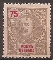 Ponta Delgada, 1898/905, # 31, MNG - Ponta Delgada