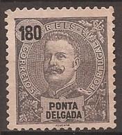 Ponta Delgada, 1898/905, # 34, MNG - Ponta Delgada