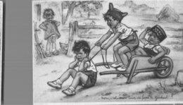 Germaine Bouret Enfants Brouette Général - Altre Illustrazioni