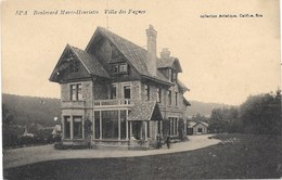 Spa NA93: Boulevard Marie-Henriette. Villa Des Fagnes - Spa