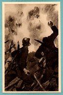 ANNIVERSARI : X ANNUALE DELLA VITTORIA  - Serie GUERRA NOSTRA - N. 6  - A Cura Della F.P.M. - A.N.C.-Milano - F/P - N/V - Guerra 1914-18
