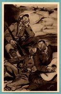 ANNIVERSARI : X ANNUALE DELLA VITTORIA  - Serie GUERRA NOSTRA - N. 2  - A Cura Della F.P.M. - A.N.C.-Milano - F/P - N/V - Guerra 1914-18