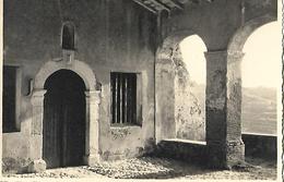 06 Cagnes Sur Mer 1948 RARE Carte-photo Chapelle De Notre-Dame éditeur Electra - Cagnes-sur-Mer