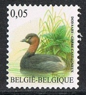 Année 2010 - COB 3993** - Oiseaux - Grèbe Castagneux - Cote 0,20€ - Belgium