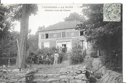 LUZARCHES  LA BICHE   RENDEZ VOUS DE CHASSE   GROUPE PERSONNAGES      DEPT 95 - Luzarches