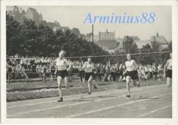 20 FOTOS - Bund Deutscher Mädel (BDM) & Hitlerjugend (HJ) - Leichtathletik=Wettkampf - Marburg-Lahn, 1941 - Krieg, Militär