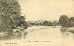 CPA - France - (44) Loire Atlantique - Nort Sur Erdre - Le Port-Mulon - Nort Sur Erdre