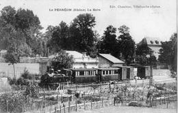 LE PERREON LA GARE (PASSAGE DU TRAIN) - Andere Gemeenten
