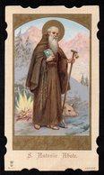 ED. S.L.E. (NR:9121): S. ANTONIO ABATE - Mm. 62X108  -E - PR - Religion & Esotérisme