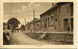 Villers-SEMEUSE. - Francia