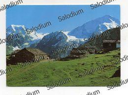 Arolla Mont Collon Pigne D'Arolla - Svizzera