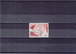 MONACO 1962 DON DU SANG Yvert 598 NEUF** MNH - Monaco