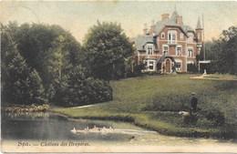 Spa NA103: Château Des Bruyères 1906 - Spa