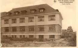 Villa St Joseph, Coxyde - Soeurs Dominicaines - Facade Sud Est - Belgien