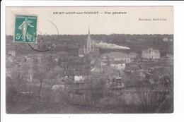 SAINT-LOUP-SUR-THOUET - Vue Générale - France